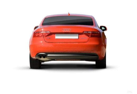 AUDI A5 I coupe tylny
