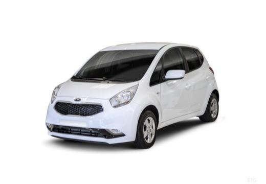 KIA Venga Hatchback II