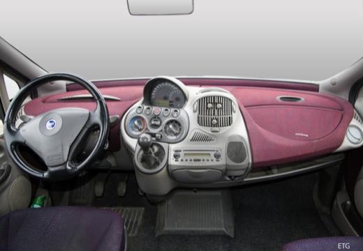 FIAT Multipla I kombi tablica rozdzielcza