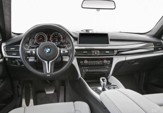 BMW X6 X 6 F16 hatchback tablica rozdzielcza