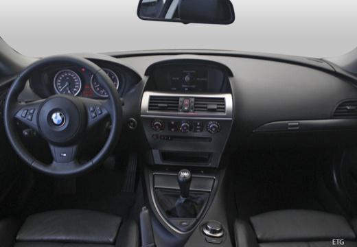 BMW Seria 6 E63 I coupe tablica rozdzielcza