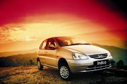 TATA Indica 1.4 GLX Hatchback I 1.5 86KM (benzyna)