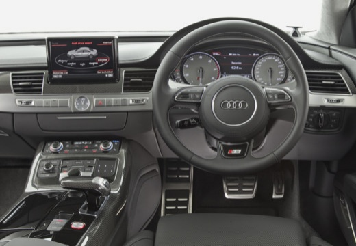 AUDI A8 D4 I sedan tablica rozdzielcza