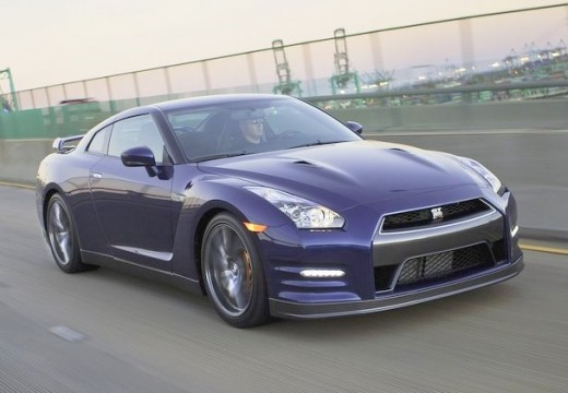 NISSAN GT-R Black Edition Coupe II 3.8 550KM (benzyna)