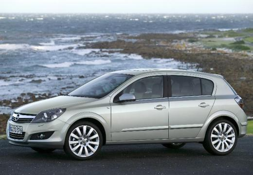 OPEL Astra III II hatchback silver grey przedni lewy
