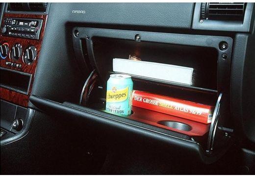OPEL Astra II hatchback szczegółowe opcje