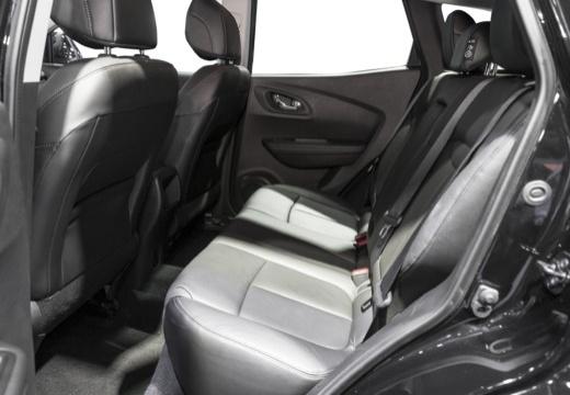 RENAULT Kadjar hatchback wnętrze