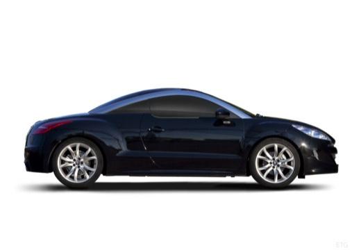 PEUGEOT RCZ coupe boczny prawy