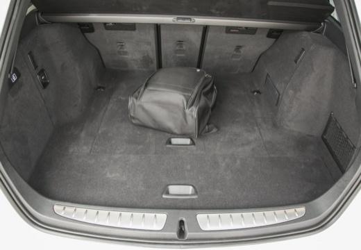BMW Seria 3 Touring F31 I kombi biały przestrzeń załadunkowa