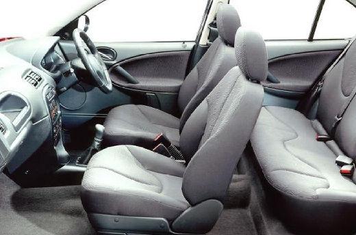 ROVER 25 hatchback wnętrze