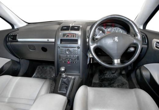 PEUGEOT 407 coupe tablica rozdzielcza