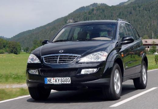 SSANG YONG Kyron 200 Xdi Elegance aut Kombi II 2.0 141KM (diesel)