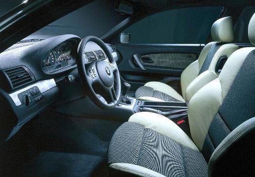 BMW Seria 3 hatchback wnętrze
