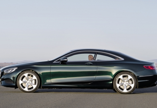MERCEDES-BENZ Klasa S coupe