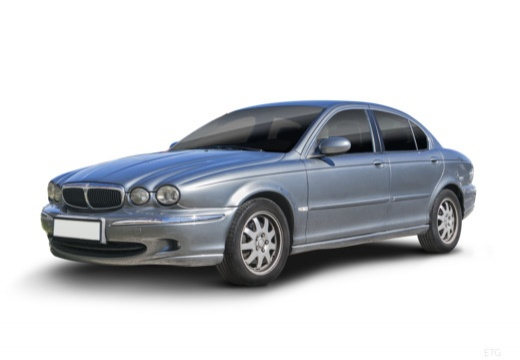 JAGUAR X-Type I sedan