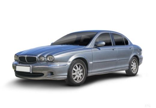 JAGUAR X-Type I sedan przedni lewy