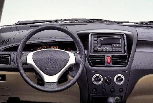 SUZUKI Liana hatchback tablica rozdzielcza