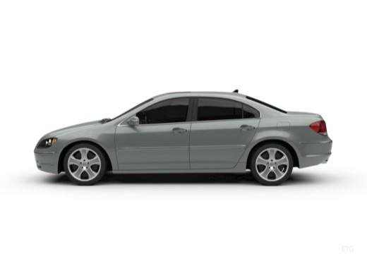 ACURA RL sedan boczny lewy