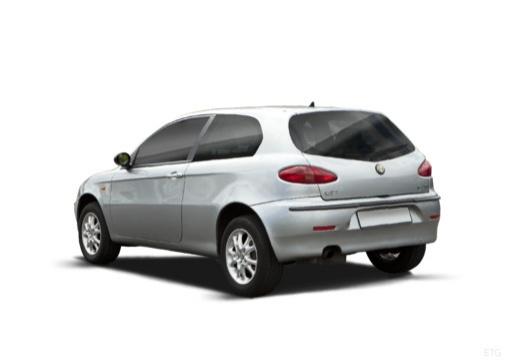 ALFA ROMEO 147 hatchback tylny lewy
