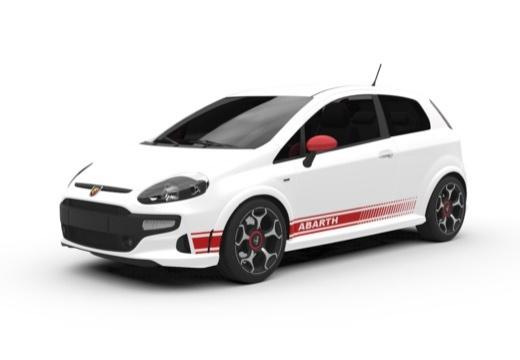 FIAT Punto Evo hatchback przedni lewy