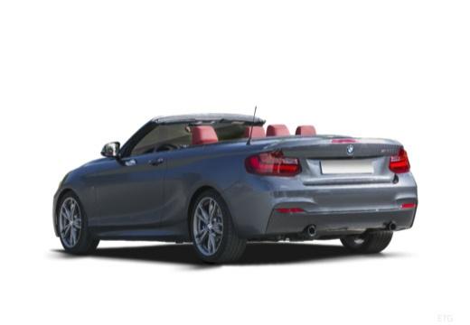 BMW Seria 2 Cabrio F23 I kabriolet tylny lewy