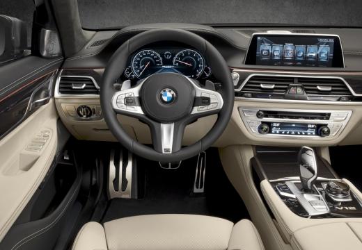 BMW Seria 7 G11 G12 I sedan tablica rozdzielcza
