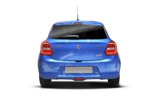 SUZUKI Swift IV hatchback tylny