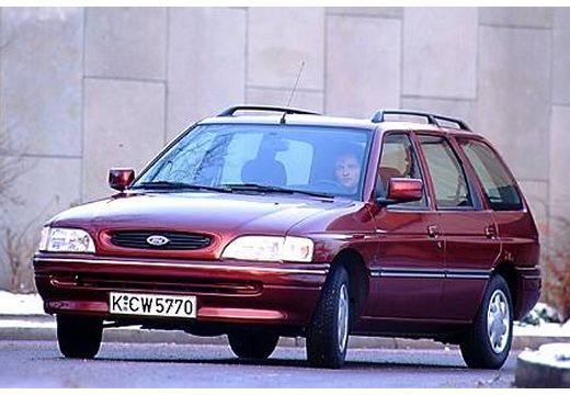 FORD Escort Kombi 1.8 Ghia III 105KM (benzyna)