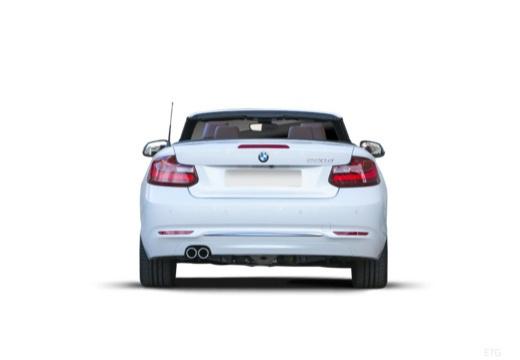 BMW Seria 2 Cabrio F23 I kabriolet tylny