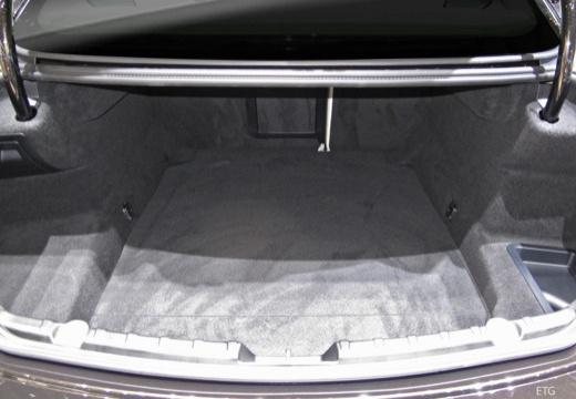 BMW Seria 6 Gran Coupe F06 II sedan przestrzeń załadunkowa