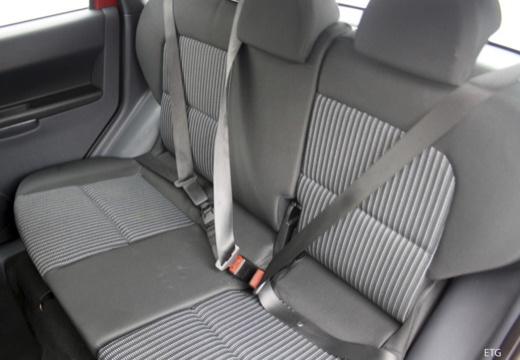 MITSUBISHI Colt hatchback wnętrze