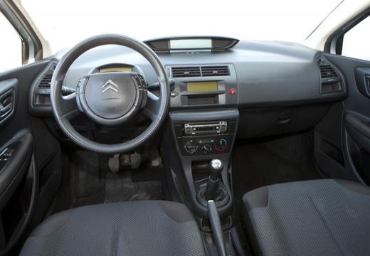 CITROEN C4 I hatchback tablica rozdzielcza