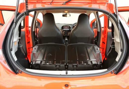 Toyota Aygo IV hatchback
