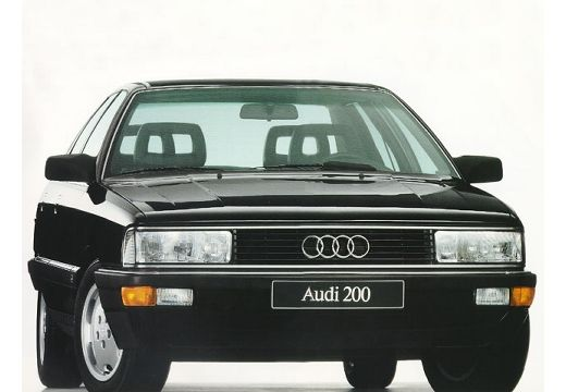 AUDI 200 2.2 Turbo Quattro Sedan 44 2.3 200KM (benzyna)