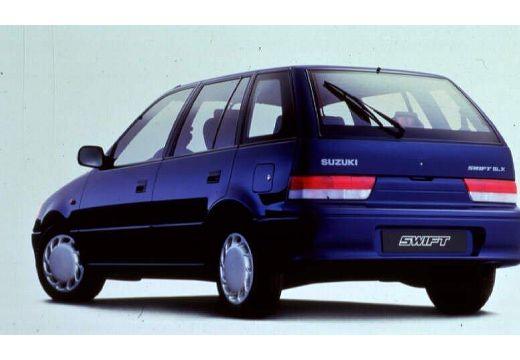 SUZUKI Swift III hatchback tylny lewy