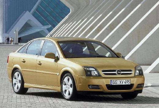 OPEL Vectra C I hatchback złoty przedni prawy