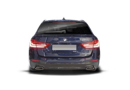 BMW Seria 5 Touring G31 kombi tylny