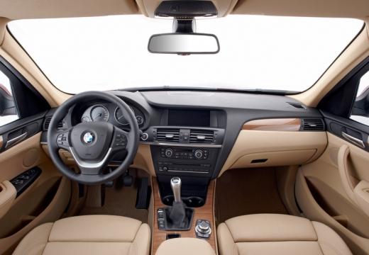BMW X3 X 3 F25 I kombi tablica rozdzielcza