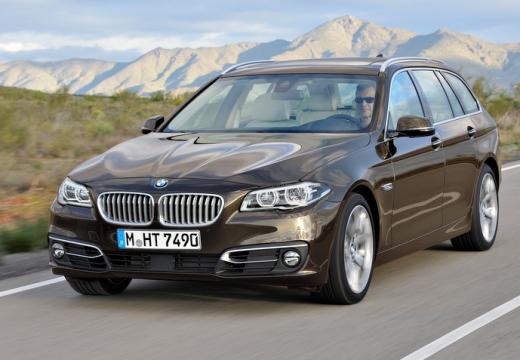 BMW 520d Luxury Line Kombi Touring F11 II 2.0 190KM (diesel)