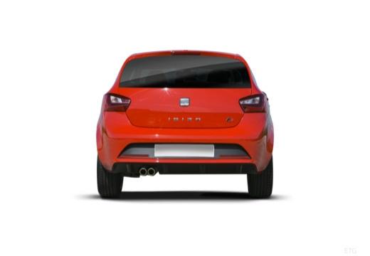 SEAT Ibiza VII hatchback tylny