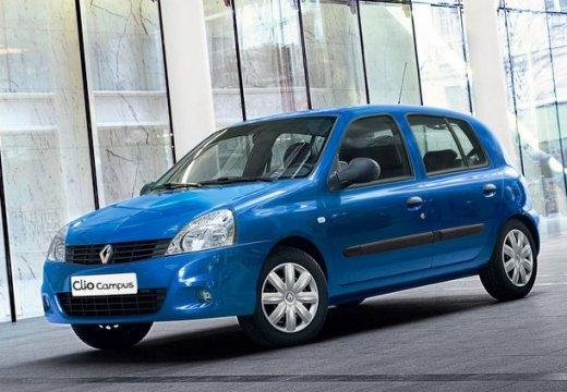 RENAULT Clio II Storia hatchback niebieski jasny przedni lewy