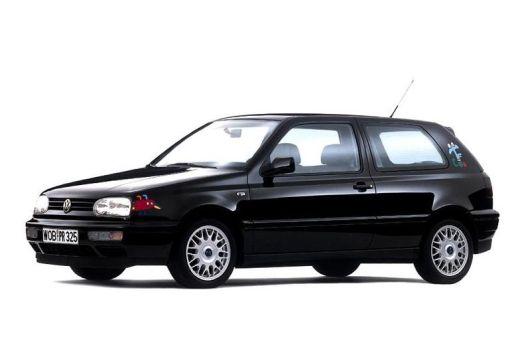 VOLKSWAGEN Golf III hatchback czarny przedni lewy