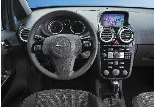 OPEL Corsa D I hatchback tablica rozdzielcza