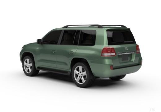 Toyota Land Cruiser V8 I kombi tylny lewy