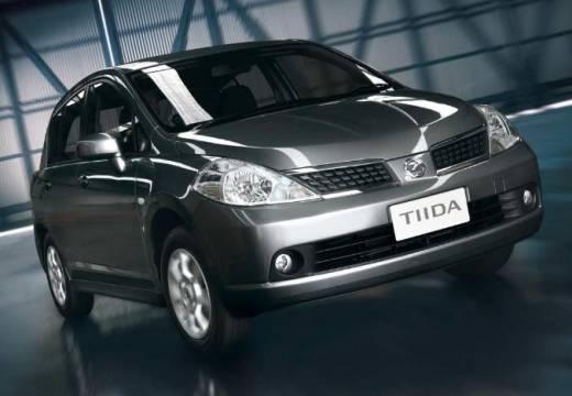 NISSAN Tiida 1.5 dCi Visia Sedan 105KM (diesel)
