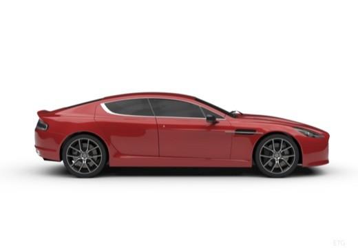 ASTON MARTIN Rapide S coupe boczny prawy