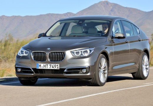 BMW 535i xDrive Luxury Line Hatchback F07 II 3.0 306KM (benzyna)