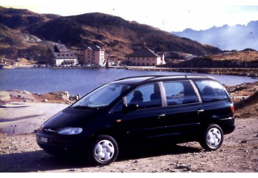 FORD Galaxy Van I