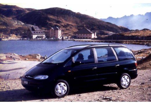 FORD Galaxy 2.3 16V Ghia Van I 145KM (benzyna)
