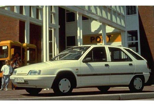 CITROEN ZX I hatchback przedni lewy